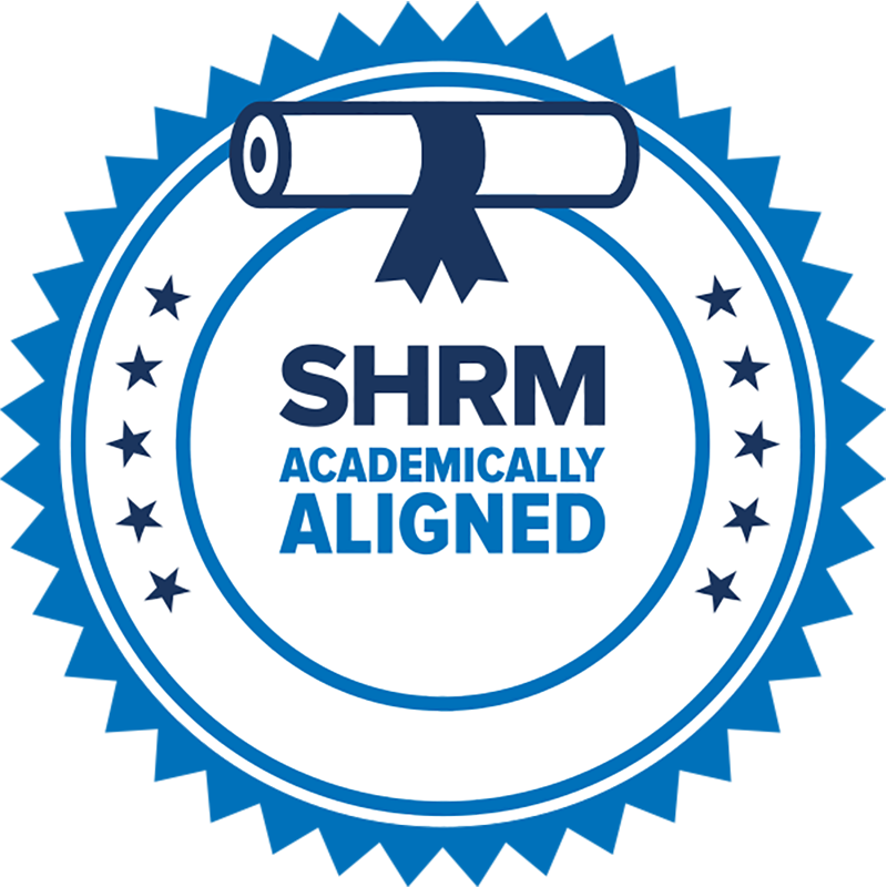 SHRM badge. Submitted.