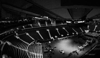 Photo of Madison Square Garden by Hailie Sandor.