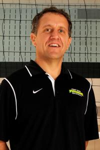Point Park Volleyball Head Coach Mike Bruno 4x6