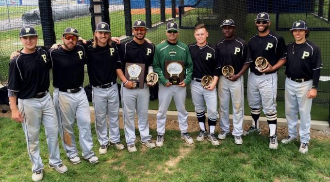 All-KIAC Baseball 2015