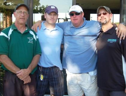 Golf Outing Champs -- Oct. 2011