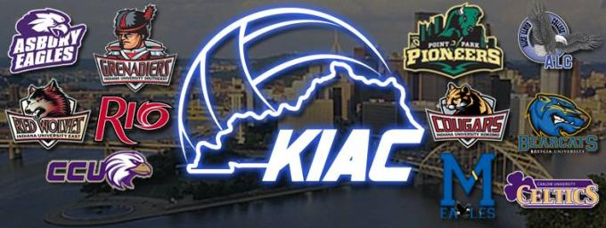 KIAC Volleyball Tournament FB Graphic