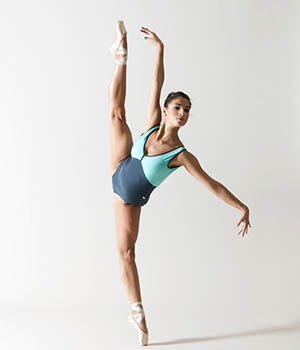 Pictured is dance student Sasha Alvarez. | submitted photo