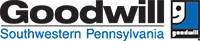 Image shows the logo of Goodwill of Western Pennsylvania.