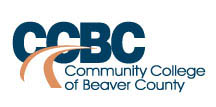 Logo of the Community College of Beaver County. Used with permission.