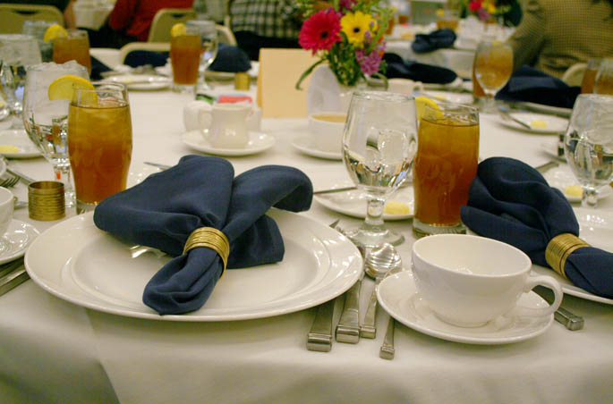 Etiquette dinner gives students skills for networking, job search ...