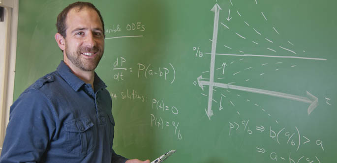 how to become a math professor at a university