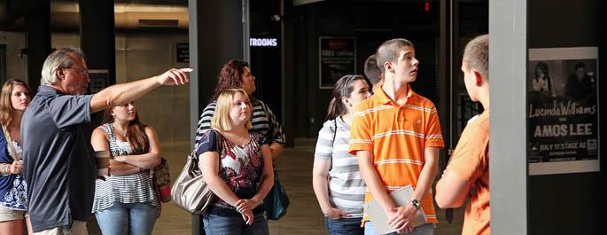 High Point University Student Led Tours