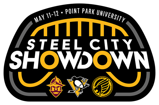 This is the official logo for the Steel City Showdown.