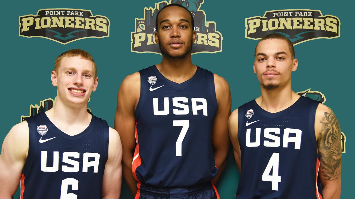 Team USA banner image